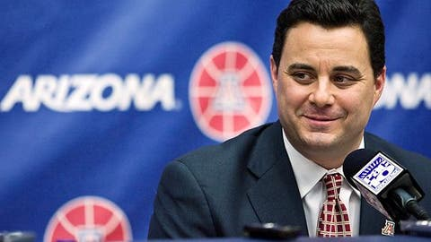 Arizona won't let Sean Miller go to Ohio State
