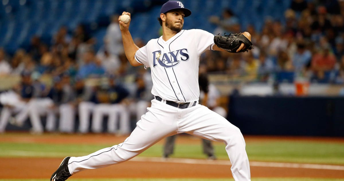 Tampa Bay Rays 3 Chicago White Sox 1