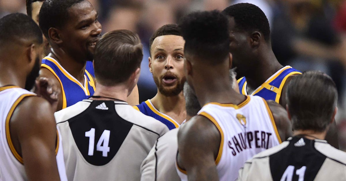 Golden State Warriors Just Set Record For Longest Playoff