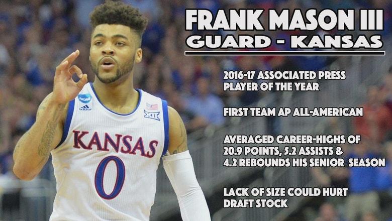 NBA Draft Prospect Profile - Frank Mason III