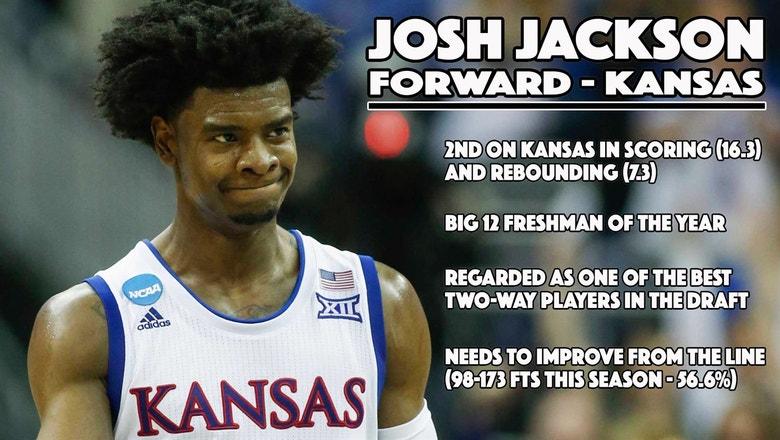 NBA Prospect Profile  - Josh Jackson