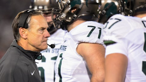 Michigan State dismisses three football players charged with sexual assault
