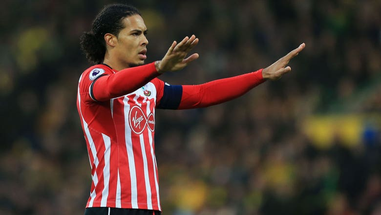 Liverpool apologizes to Southampton after reportedly tapping up Virgil van Dijk